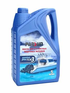 Parsun TC-W3 масло для двухтактных лодочных моторов