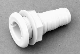 Штуцер зливний пластиковий