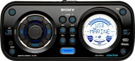 Ресивер с захистом від води SONY CDX-H910UI