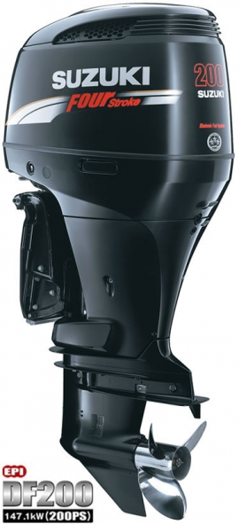 Лодочный мотор Suzuki DF200TL