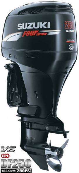 Лодочный мотор Suzuki DF250TL