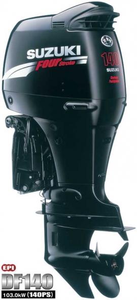 Мотор до човна Suzuki DF140TL