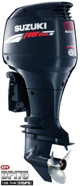 Лодочный мотор Suzuki DF175TL