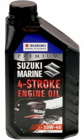 Масло Suzuki-Motul 10w40 FC-W