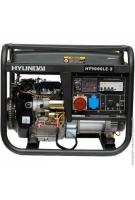 Генератор бензиновый HYUNDAI Professional HY 9000LE-3