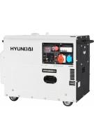 Генератор дизельний HYUNDAI PROFESSIONAL DHY 6000SE-3
