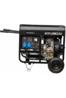 Генератор дизельный HYUNDAI PROFESSIONAL DHY 8000LE