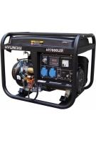 Генератор бензиновый HYUNDAI Professional HY 7000LER
