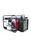Генератор бензиновый EUROPOWER EP13500TE