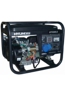 Генератор бензиновый HYUNDAI Professional HY 9000LE