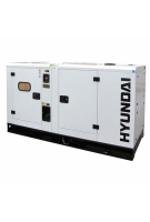 Генератор дизельный HYUNDAI Diesel DHY18KSEm + ATS