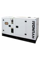 Генератор дизельний HYUNDAI Diesel DHY45KSE + ATS