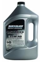 Quicksiler 25W-40 синтетика 4 л
