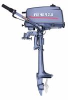 Лодочный мотор Fisher T2.5С BMS