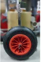 Колеса транцевые транспортировочные