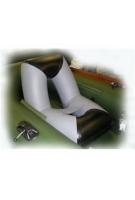 Сидіння надувне в гумовий човен