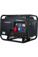 Генератор бензиновий HYUNDAI Professional HY 9000LE