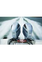 Тяга для спарки лодочных моторов