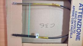 Трос газ-реверс С36