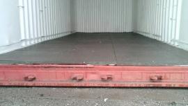 Пластиковая плитка на пол в гараж