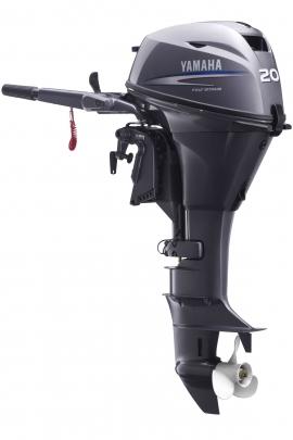 Мотор до човна Yamaha F15CMHS